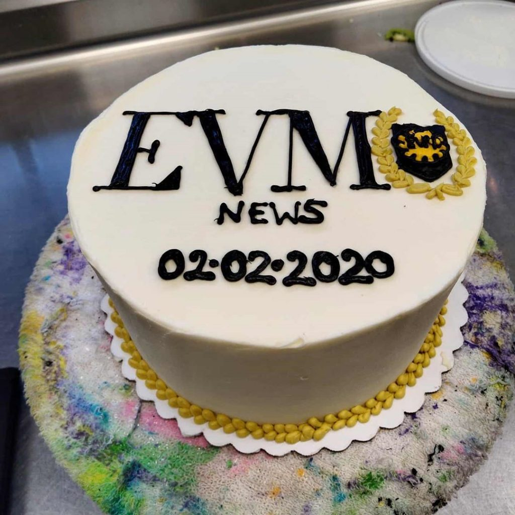 evmo cake pop up event
