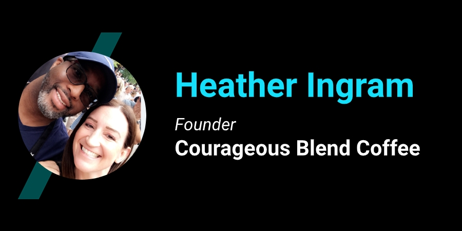Courageous Blend Coffee everyday heroes