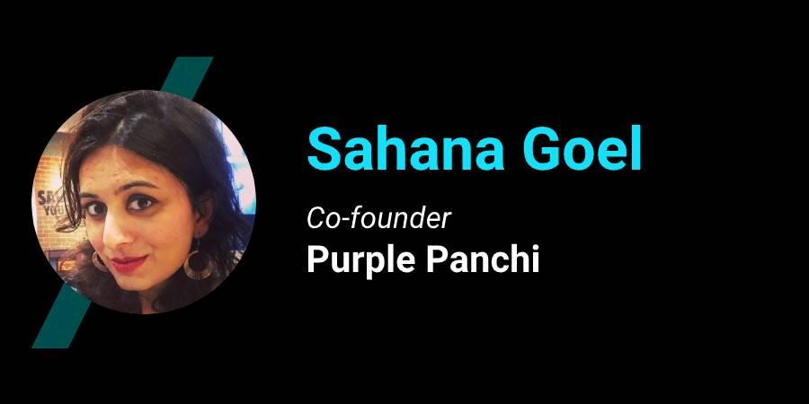 Purple Panchi