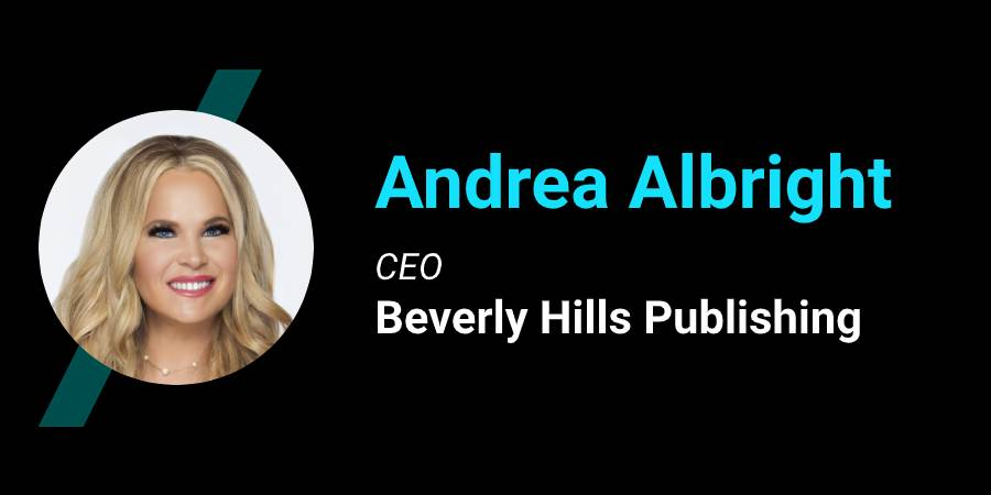 andrea albright beverly hills publishing